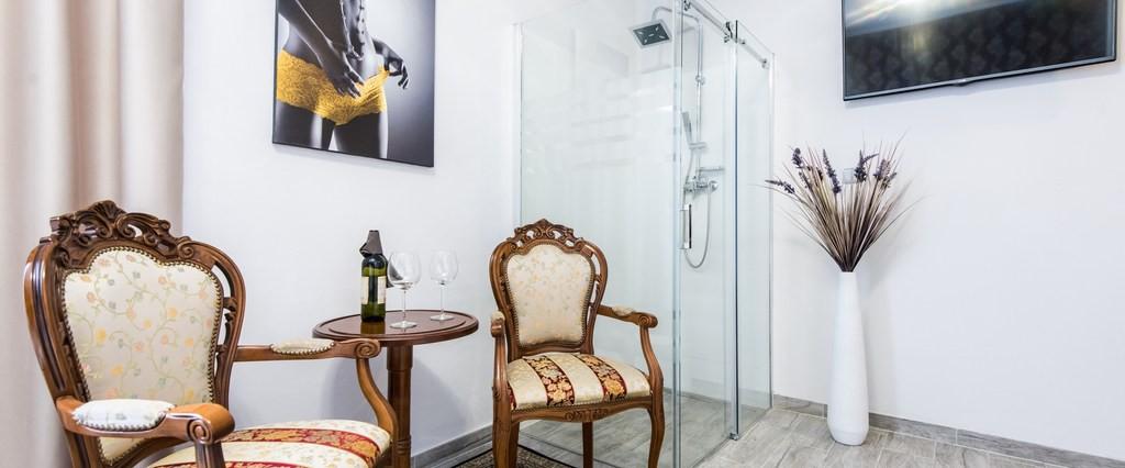 luxusní pokoj penzion Janová